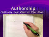 Authorship and Self-Publishing