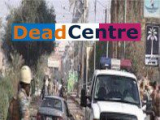Dead Centre – Owen Jones' Latest Novel